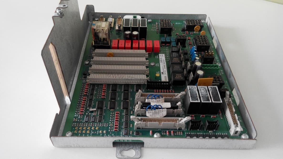 abb机器人电路板维修中的技巧及方法