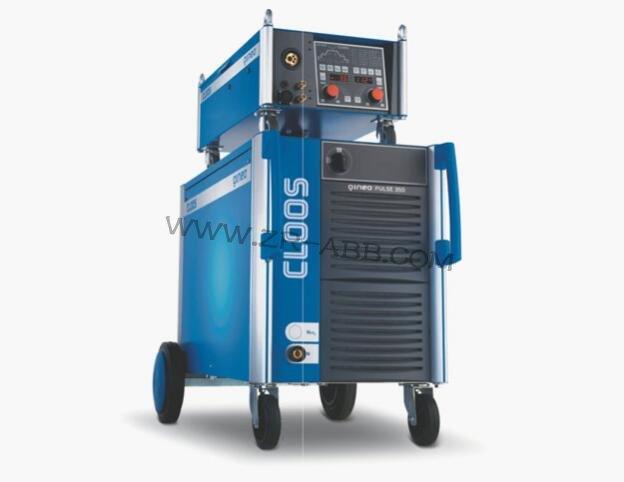 CLOOS克鲁斯焊机GLW 500焊机出现过热现象维修